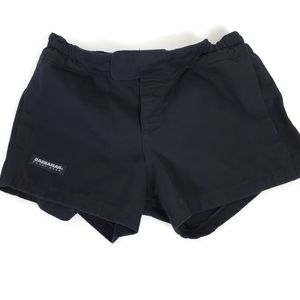 Barbarian Women's Black Shorts Rugby Wear Active